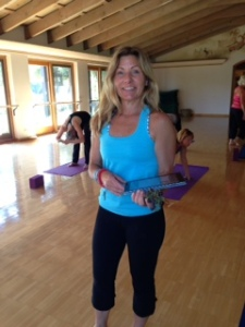 Yoga at the Ranch